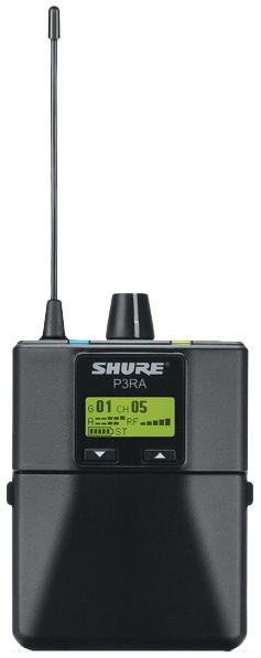 Shure P3RA PSM 300 H20