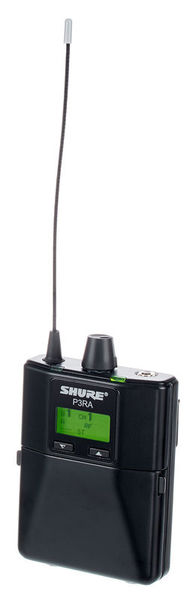 Shure P3RA PSM 300 H20