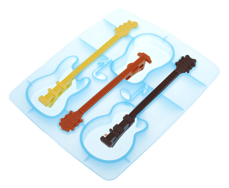 Musikboutique Hahn Ice Cube Set Guitars