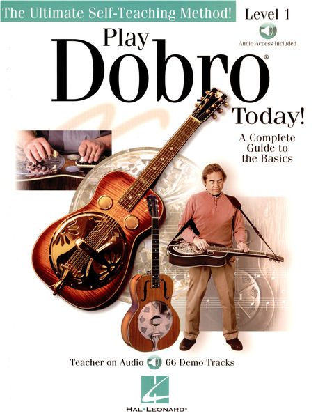 Hal Leonard Play Dobro Today !