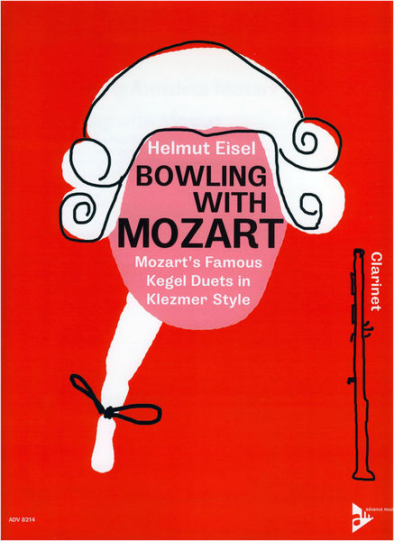 Advance Music Bowling With Mozart Clarinet