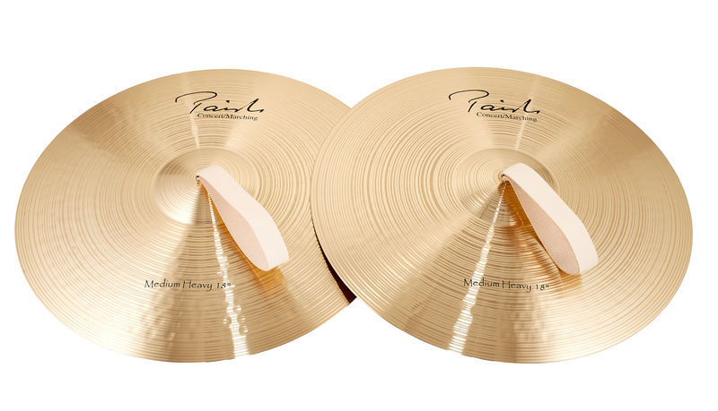 "Paiste 18"" Concert/Marching MH"