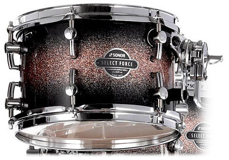 "Sonor 10""x08"" TT Select Brown Galaxy"