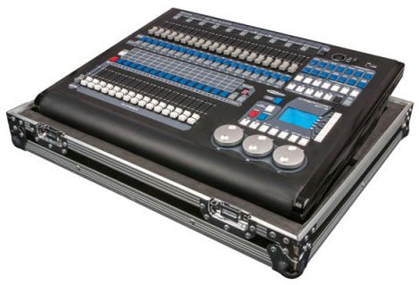 Showtec Creator 2048 incl. Flightcase