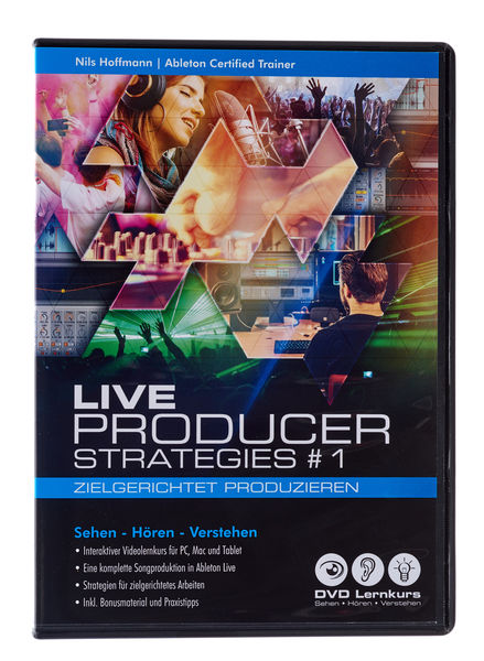 DVD Lernkurs Live Producer Strategies #1