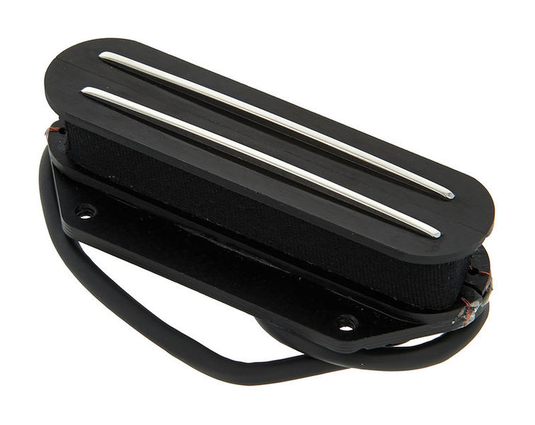 JBE Pickups Modern T- Bridge Black