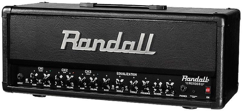 Randall RG1003H Head