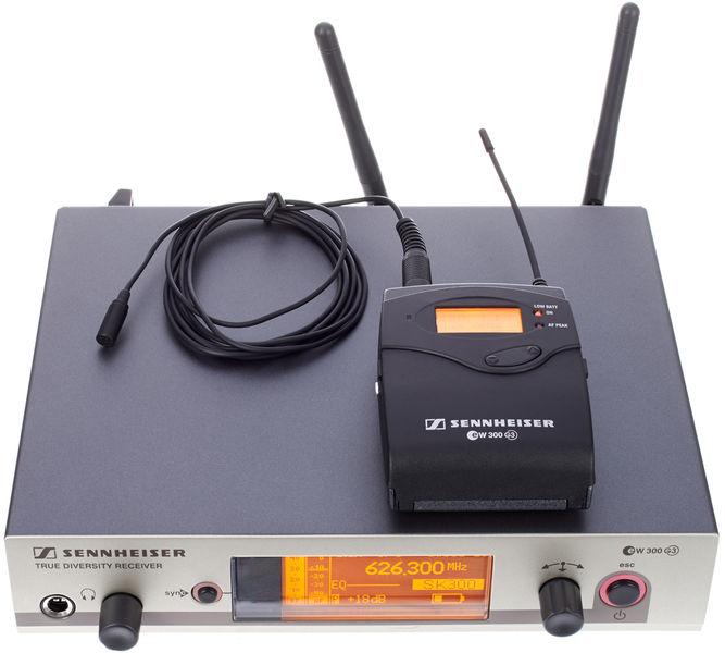 Sennheiser EW 312 G3 / G-Band