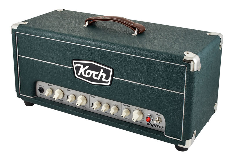 Koch Amps Jupiter Head JUP45-H