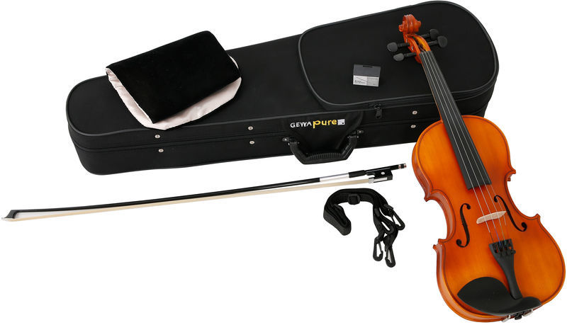 Gewa Pure Flaxwood Violin 4/4