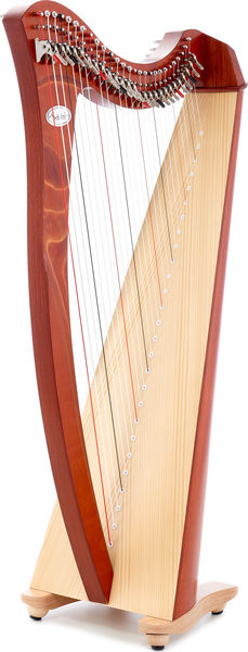 Salvi Juno Lever Harp 27 Str. CH