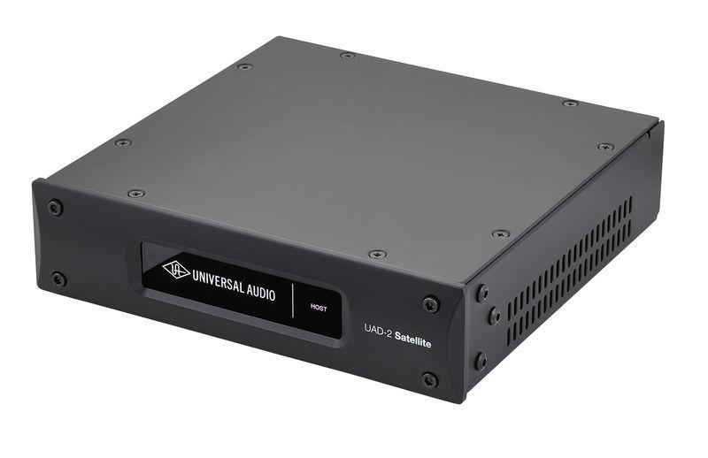 Universal Audio UAD-2 Satellite TB Octo Ultim.