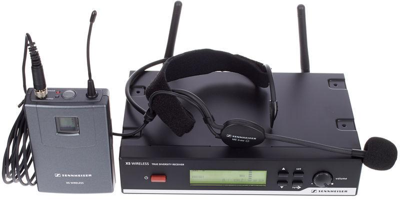 Sennheiser XSw 52 Headset A-Band