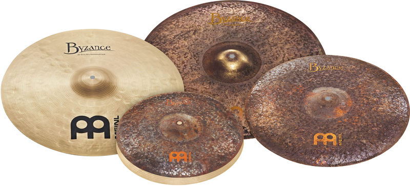 Meinl Byzance Mike Johnston Set