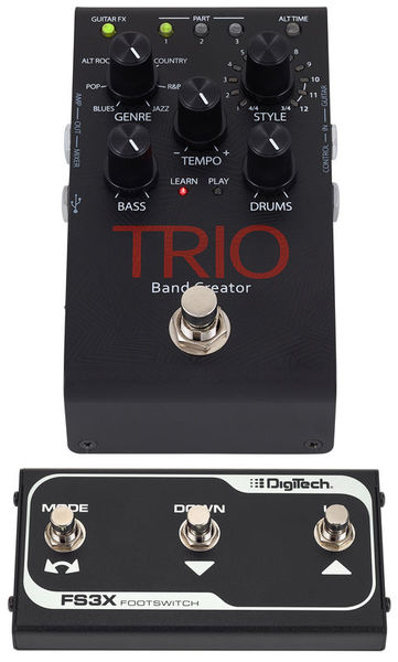 Digitech Trio Band Creator Bundle