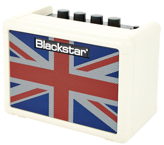 Blackstar FLY 3 Union Jack Mini Amp Ltd.