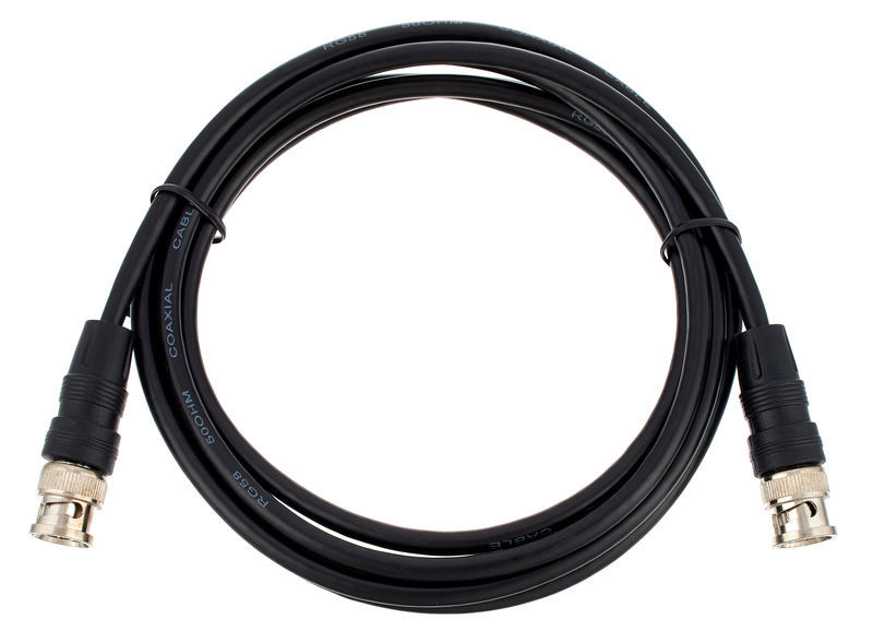 pro snake BNC Cable 50 Ohms 2,0m