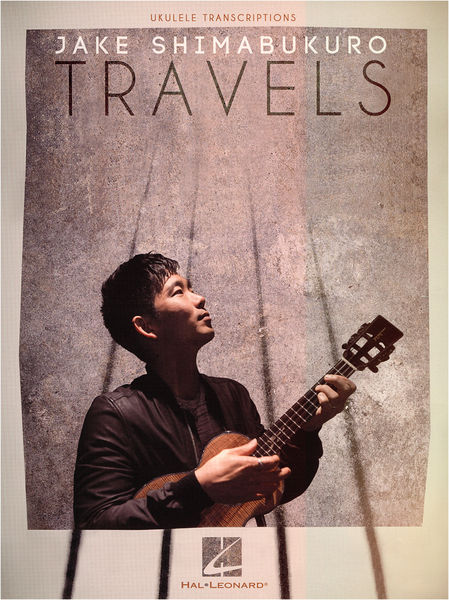 Hal Leonard Jake Shimabukuro: Travels