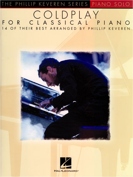 Hal Leonard Coldplay For Classical Piano