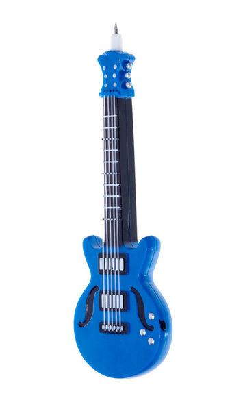 A-Gift-Republic Guitar Ball Pen Blue