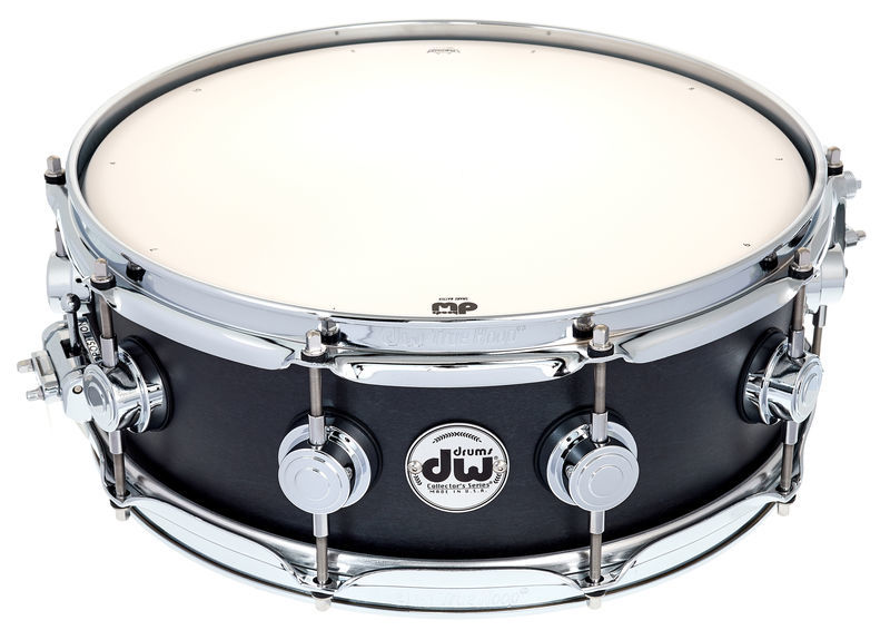 "DW Satin Oil 14""x05"" Snare Ebony"