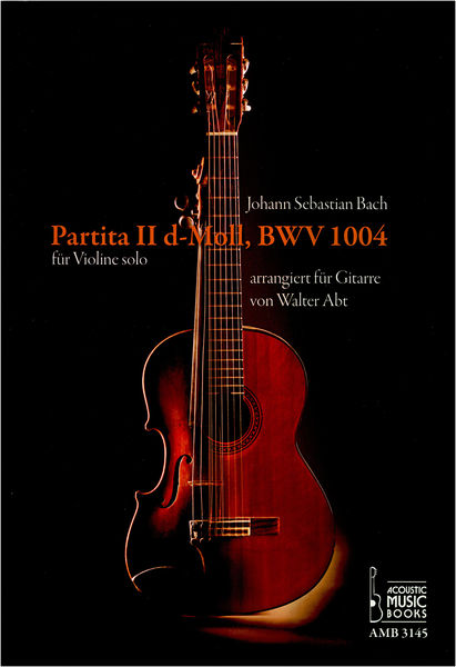 Acoustic Music Bach Partita II d-moll