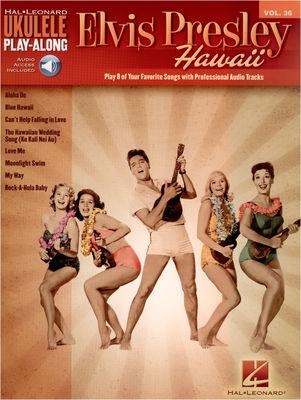 Hal Leonard Ukulele Play-Along Elvis