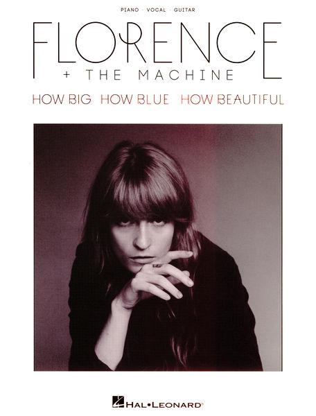 Hal Leonard Florence + The Machine