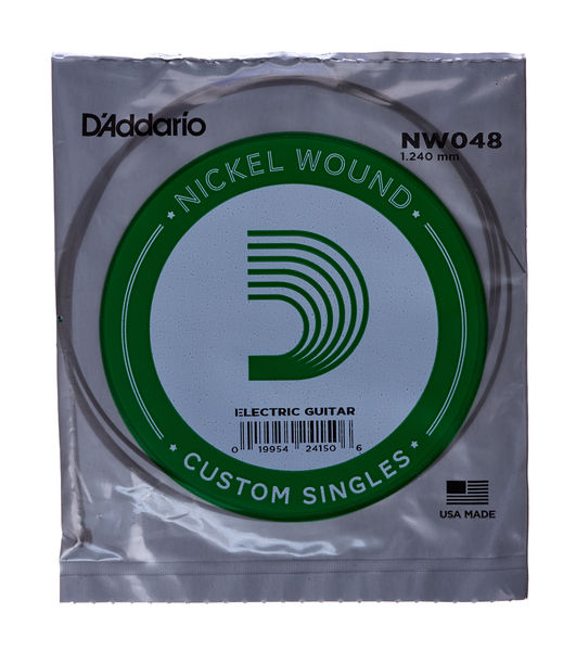 Daddario NW048 Single String