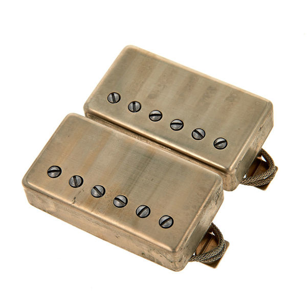 Seymour Duncan Antiquity Humbucker Set Nickel
