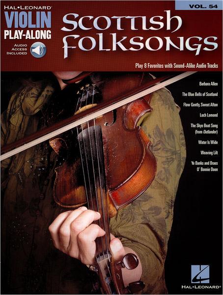 Hal Leonard Violin Play-Along: Scottish