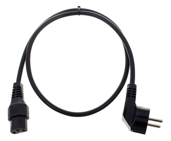 pro snake Locking Power Cable 1m