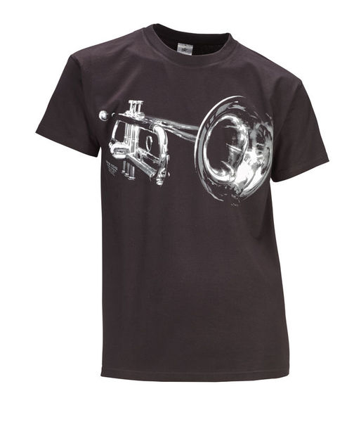 Rock You T-Shirt Space Trumpet M