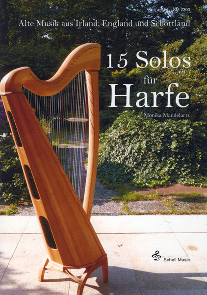 Schell Music 15 Solos for Harfe