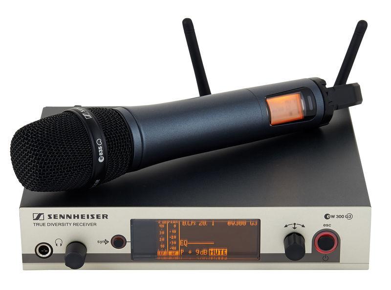 Sennheiser EW 335 G3 / G-Band