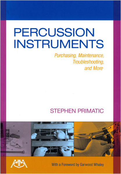 Hal Leonard Percussion Maintenance