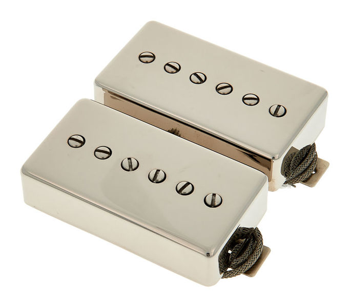 Seymour Duncan Phat Cat Great P-90 Set Nickel