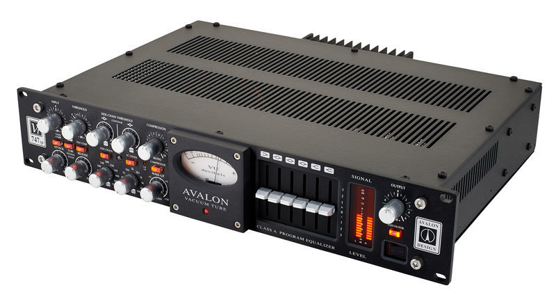 Avalon VT-747SP Black Red