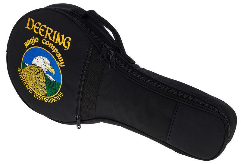 Deering Goodtime Banjo Ukulele Bag