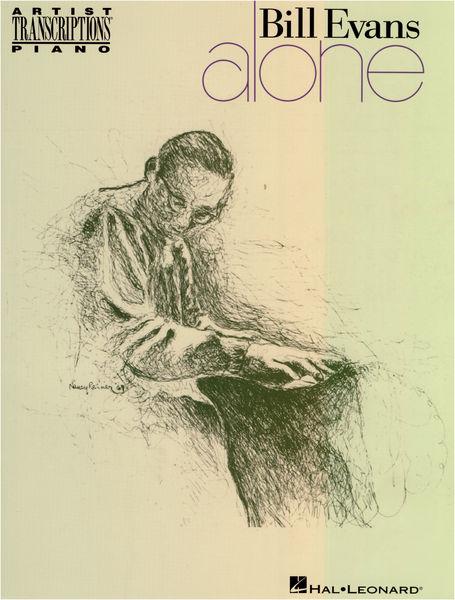 Hal Leonard Bill Evans: Alone - Artist