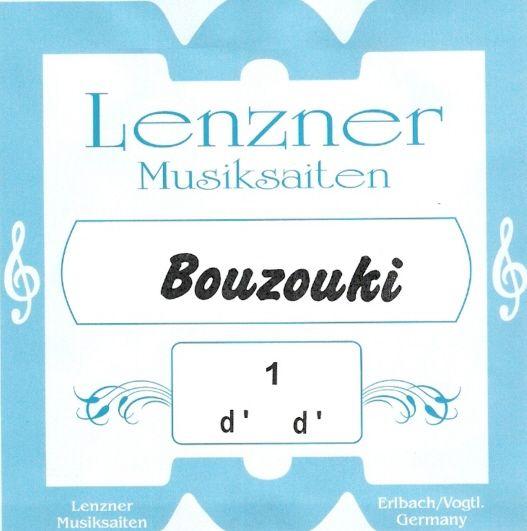 Lenzner 3700 Greek Bouzouki Strings