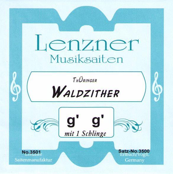 Lenzner 3500 Thüringer Waldzither Str.