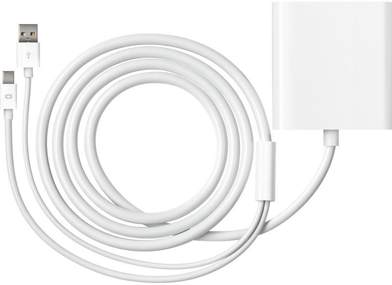 Apple Mini DisplayPort to DVIAdapter