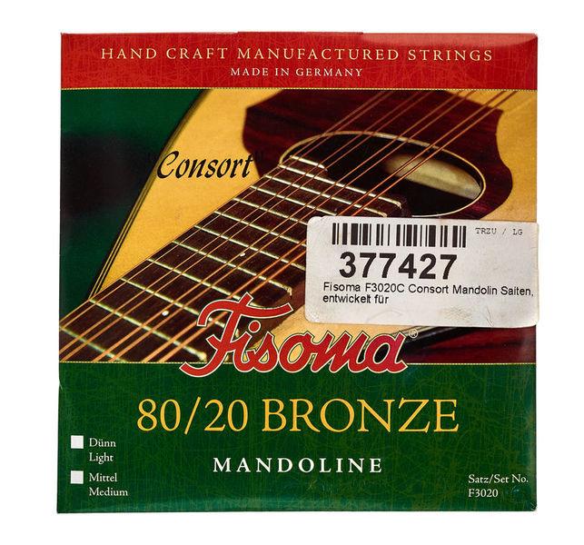 Fisoma F3020C Consort Mandolin Str.