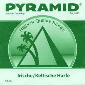 Pyramid Irish / Celtic Harp String a3