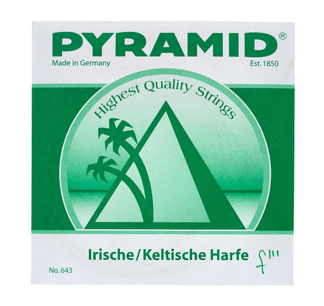 Pyramid Irish / Celtic Harp String f3