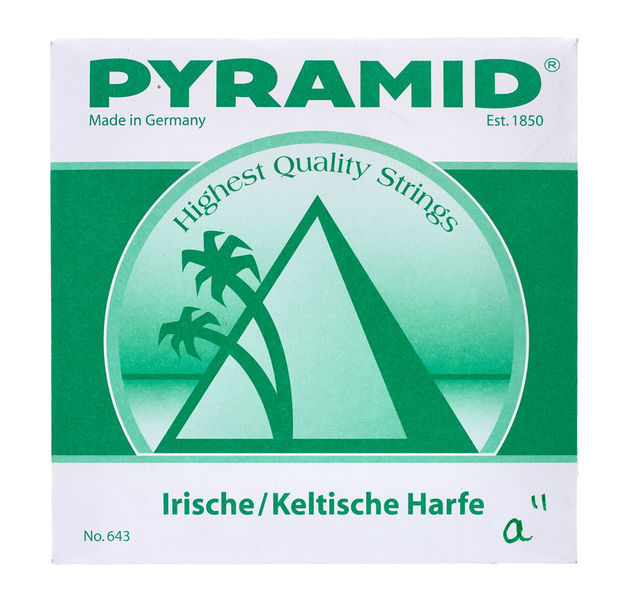 Pyramid Irish / Celtic Harp String a2