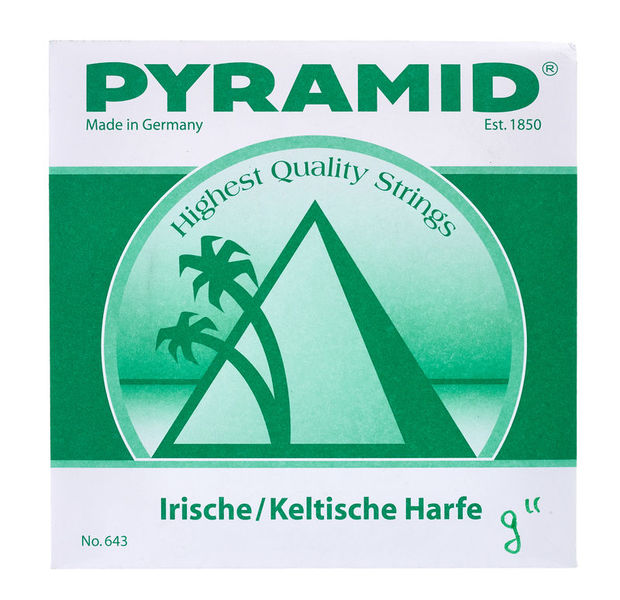 Pyramid Irish / Celtic Harp String g2