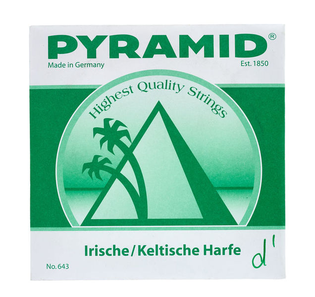 Pyramid Irish / Celtic Harp String d1