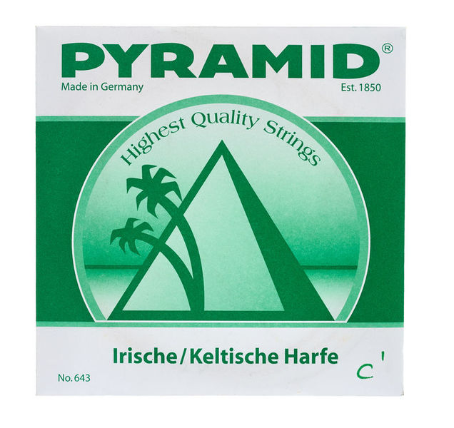 Pyramid Irish / Celtic Harp String c1